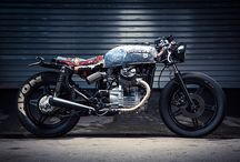 Beautiful café racer.