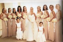 Bridesmaids Dresses / by NZ Bride .co.nz