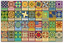 50 State Quilt I so love this! / by Rhonda Christopherson