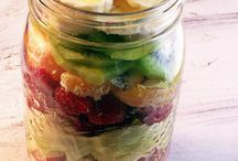 Meals & Snacks in a jar