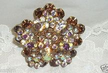 STUNNING VERIFIED JULIANNA BROOCH-PERFECT CONDITION-A MUST SEE