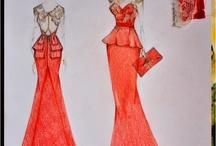 Couture Illustrations by CotrauEyck / Couture Illustrations - My projects