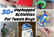 Boys Activities