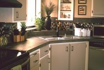 Kitchen makeover / by Lisa Perkins