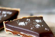 tarte chocolate e caramelo salgado