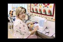 Trabalhos de Ana Consentino / Trabalhos em patchwork