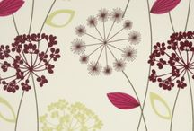 Floral designs / Our floral wipe clean oilcloth and PVC tablecloths are sooo fresh and pretty!