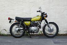 Honda motorcysles