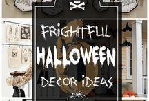 Halloweeeeeeeen ideas!
