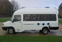 My First Minibus / My first minibus, a very reliable LDV Convoy!