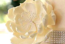 kvety na torty