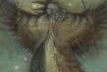 Ancestors angels and companions
