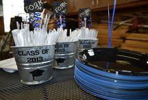 Grad Party Ideas / by Marcy Madl