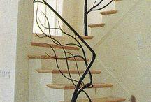 STAIRECASES. / by carol brampton