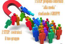 Social media marketing - cosa fare / Ciao,  in questa bacheca pubblichero' contenuti utili per accrescere il tuo business online
