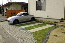 駐車場 デザイン