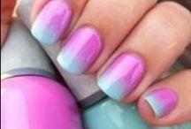 Nails. / by Megan Rief-Bakies