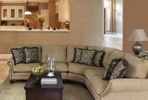 Livingroom makeover / by Ann Van Deven