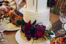 Enchanted Garden Cakes