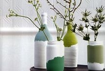 Altered Bottles & Jars / by Jenny Skinner