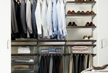 Organizing: Closets / by Kristin