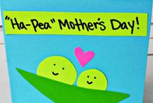 Mother's day Craft / Mother's Day DIY Craft ideas for Kids  / by Parenting Babies