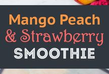 Juices, beverages & smoothies