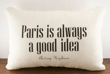 TRAVEL - Paris is always a good idea:)