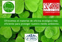 apúntate a la oficina verde material de oficina ecológico / apúntate a la oficina verde material de oficina ecológico http://papeleria-segarra.blogspot.com.es/2016/06/apuntate-la-oficina-verde.html