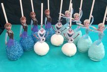 Frozen-themed bday