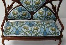 Art Nouveau - Objects / Art Nouveau Objects / by Dan Pereira