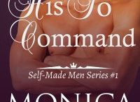 Books - The Self-Made Men series / by Monica Burns