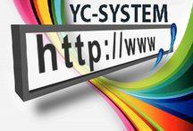 Yc-WebDesign / Yc-SyStem Yc-WebDesign Wir erfüllen alle Bedingungen des modernen Web-Programmierens für Ihre Homepage und bieten Ihnen professionelle. e-Mail: info@yc-system www.yc-system.de  Aachen
