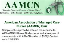 Promotions for Nurses / American Association of Managed Care Nurses