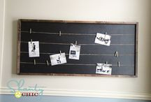 DIY: Projects {w/tutorials} / by Heather Bushard
