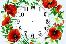 transfer - clock