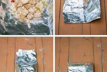 Camping - Food ideas
