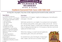Good Earth Farmer's Market Family Meal Recipes / Healthy meals for families!