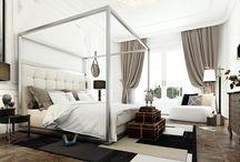 DORMITORIOS ESPECTACULARES / Dormitorios que destacan por un interiorismo fuera de lo comun.