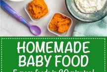 home made baby foods