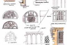 architecture elements