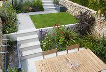 Long and Thin Garden