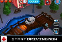 Ambulance Emergency Parking Sim / 3D Ambulance Emergency Parking demands ultimate driving precision. For Android and iOS Gamers