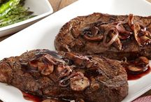 Beef/Pork Recipes / by Whitney Neff