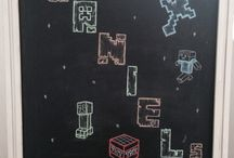 Minecraft ideas for Darrian