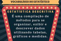 Série - Vocabulário do Estatístico