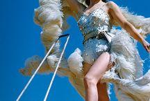 Vintage Circus & Showgirls