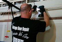 Garage Door Repair Experts