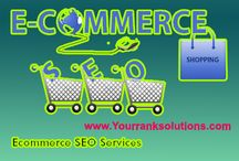 Ecommerce SEO Services / YourRankSolutions is an affordable Ecommerce SEO services provider and providing the particular service for a long period of time.