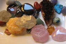 Crystal energy / I have a special relationship with crystals and gemstones and how they can be tools for healing and balance.